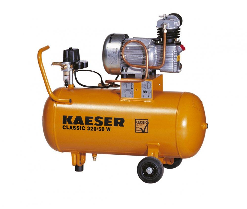 kaeser classic 320 50w handwerker druckluft kompressor. Black Bedroom Furniture Sets. Home Design Ideas