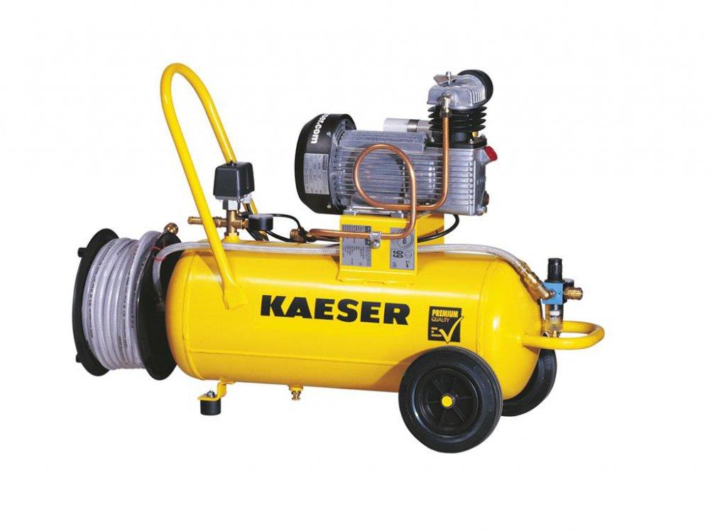kaeser premium 450 90w druckluft kompressor 20m schlauch. Black Bedroom Furniture Sets. Home Design Ideas