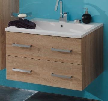 zoll badm bel rialto wp 80 unterschrank becken eiche s gerau. Black Bedroom Furniture Sets. Home Design Ideas