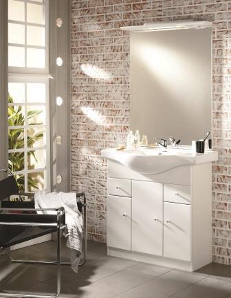 e zoll badm bel waschplatz innsbruck 86 wei. Black Bedroom Furniture Sets. Home Design Ideas