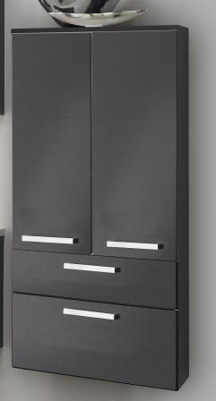 e zoll badm bel rialto bad midi schrank breit anthrazit. Black Bedroom Furniture Sets. Home Design Ideas