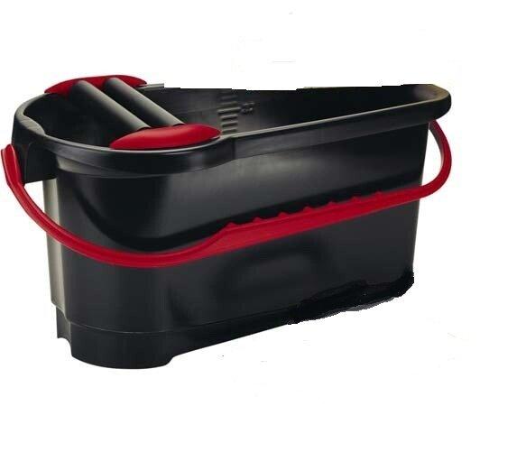 fliesen waschset profi clean 24 liter eimer mit bodenr der. Black Bedroom Furniture Sets. Home Design Ideas