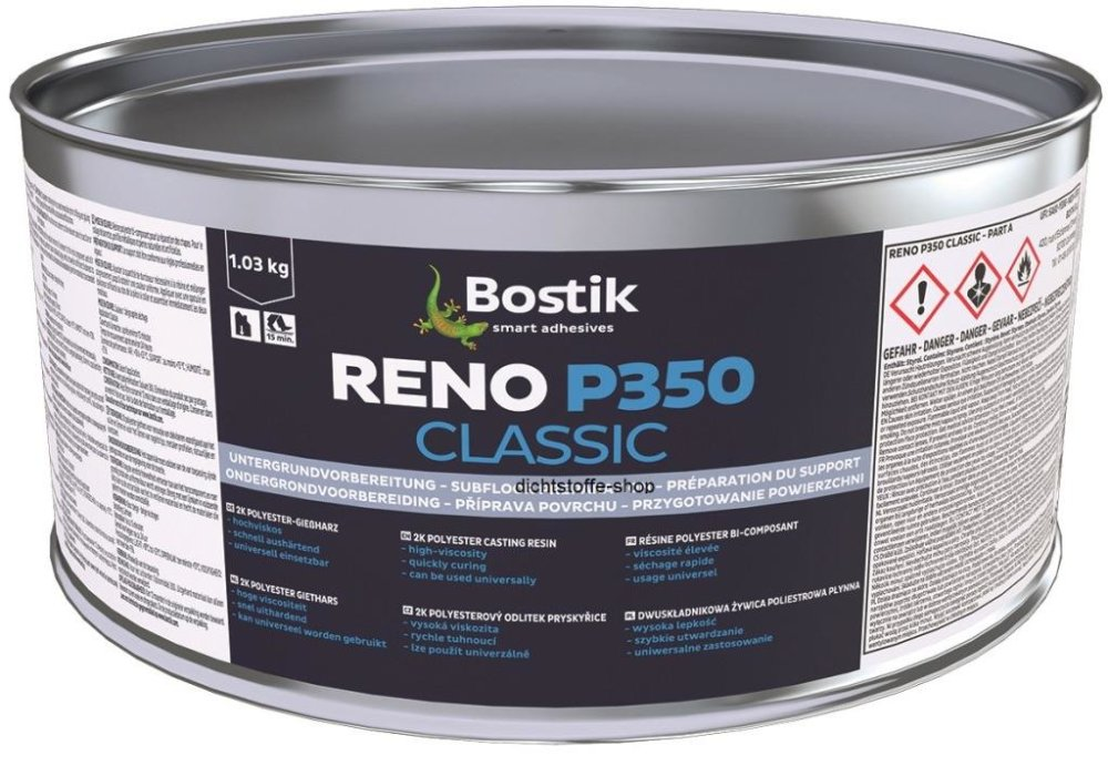 bostik nibosan up 50 2k polyester estrich giessharz z hfl ssig 1030g gebinde. Black Bedroom Furniture Sets. Home Design Ideas