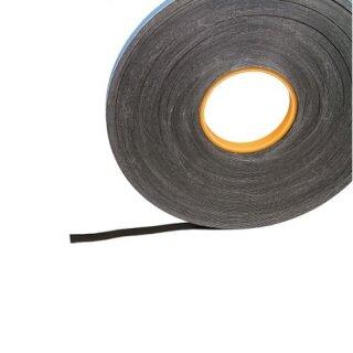 Ramsauer 1025 Sprossen Klebeband 1mm X 8mm 50m Rolle Schwarz