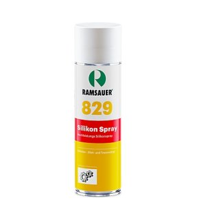 Ramsauer Silikon-Wartungs Spray 829 400ml Spraydose