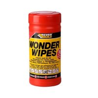Ever Build 100 Feuchte Reinigunstücher Box Wonder Wipes