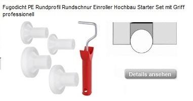 NEU!!! Fugodicht PE Rundschnur Roller Hochbau